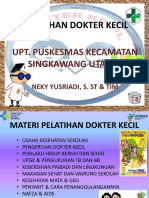 Presentasi Pelatihan Dokter Kecil Pusk Skw Utara 1