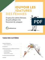 Promouvoir Les Candidatures Des Femmes