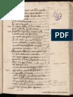 Discursos apologéticos por el estilo de Polifemo y Soledades 1ra parte, h. 72r-95v.
