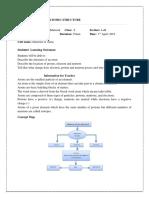 Lesson Plan of Atomic Structure Grade Ix