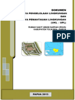 UKL UPL RS Papua