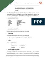 02.-Memoria Descriptiva Estructuras