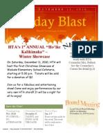 Nov 12 Blast 2010
