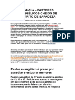 Ped Evangelica