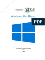 Apostila Windows 10 Basico