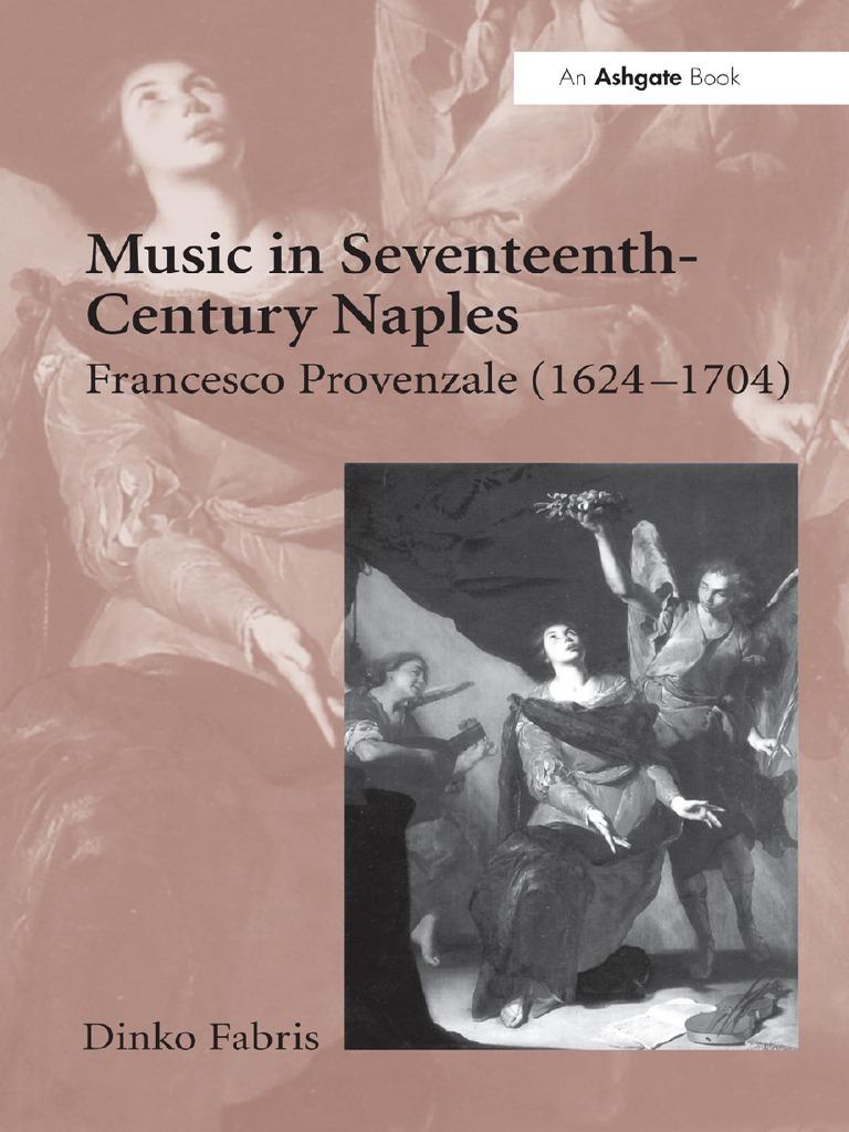 Scusa Ma Tu Suoni dinko fabris - music in seventeenth-century naples_