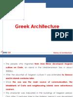 2 Greek Architecture