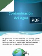 4. contaminación del agua