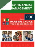 Quadel HCV Financial Management