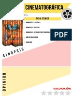 Pauta Crítica cinematográfica