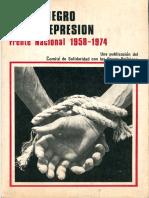 Libro Negro de La Represion (1974) - OCR