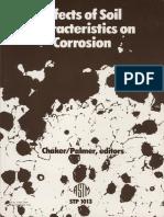 Caracteristicas Corrosion - Chaker Palmer