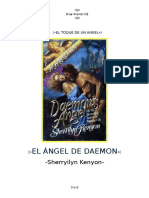 Kenyon Sherrilyn - El Angel De Daemon.DOC