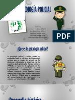 Exposición Psicología Policial