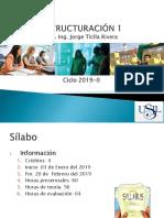 CLASE-1_JT_ESTRUCTURACION-I_2019-0.pptx