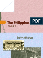 The Philippine Mission