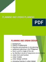Urban Planningup