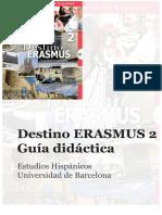 Destino erasmus 2. Guia didactica, libro 2009.pdf
