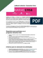Canarias Crea