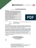 Multiple a Directores de Ugeles (Evaluacion de Desempeño Cargos Directivos)
