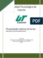 Propiedades Opticas de La Luz 15392018