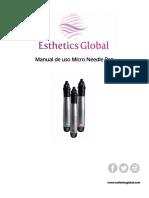 Manual Micro Needle Pen