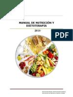 Manual de Nutricion y Dietoterapia 2018