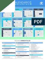 Calendario Ambiental 2018 Ideam(1)