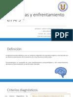 Demencia, abordaje APS