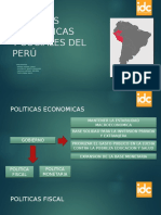 La economia en el Perú