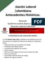 Origen Del DL y Reformas Ppales Al CST
