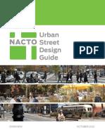 Nac to Urban Street Design Guide