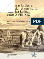 Garavaglia-Gautreau. Mensurar la tierra, controlar el territorio. América Latina s. XVIII-XIX.pdf
