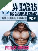 24 Horas De Quemar Grasa Los Secretos Para Dominar Tu Metabolismo - Philip Smith.epub
