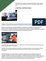 3638186 Datos  sobre electricistas certificados