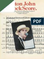 Elton John - Rock Score