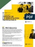 Diplomado Gestion Inno Tec Brochure2