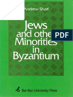 Andrew Sharf, Jews and other minorities in Byzantium, Bar-Ilan University Press, 1995.pdf