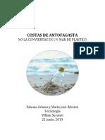 Costas de Antofagasta