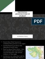 PRovincial Architecture Gujrat
