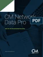 CM Network Data Pro Product Fact Sheet 2019-03-31 (1)