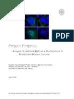 Bio Proposal