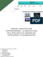 Espacio y Arquitectura Contemporanea