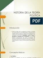 Historia de La Teoría Política (2)