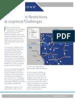 Fibrebond Transportation Summary and Map 2018 (1)
