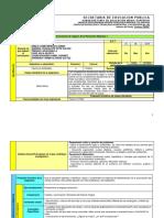 Planeacion Didactica Estatal 1er Parcial CALCULO INTEGRAL Agosto 2019