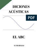 El ABC de Las Mediciones Acústicas