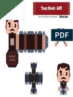 Tony Stark AOU Mini Papercraft By Becks Junkie1.pdf