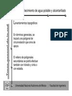 LEVANTAMIENTOS TOPOGRAFICOS ALCANTARILLADO
