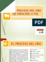 Presentacion Proceso Del Oro Ing Meta